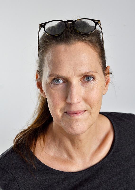 Sabine Kastner Portrait
